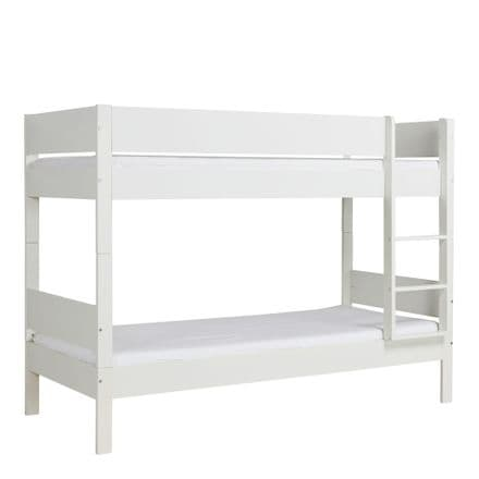Huxie Bunk Bed with side and back rails Including 3/4 safety rail